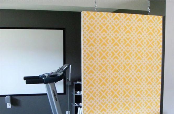 Những kiểu tường ngăn phí thấp, giúp nhà đẹp ấn tượng - ảnh 3