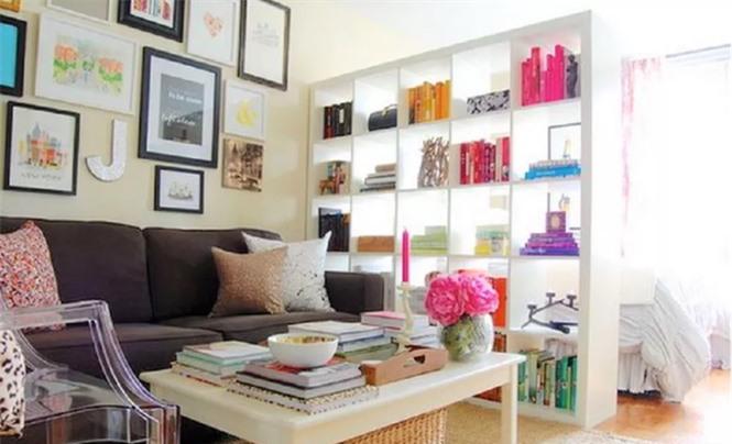 Những kiểu tường ngăn phí thấp, giúp nhà đẹp ấn tượng - ảnh 4