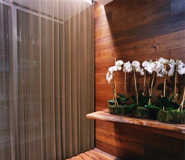 Những kiểu tường ngăn phí thấp, giúp nhà đẹp ấn tượng - ảnh 5