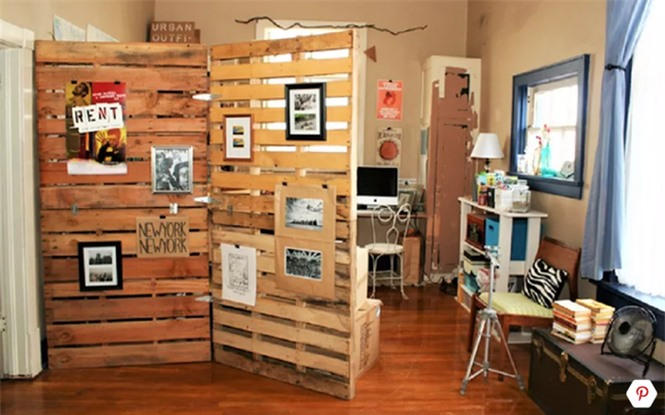 Những kiểu tường ngăn phí thấp, giúp nhà đẹp ấn tượng - ảnh 7