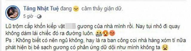 Sao Việt liên tục bị trộm đồ: Người mất xe SH, kẻ bị đánh cắp đồng hồ tiền tỷ - 2