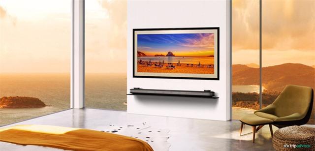 [CES 2020] TV cuộn tròn, biến mất như ảo thuật của LG có giá gần 1,4 tỷ đồng - Ảnh 2.