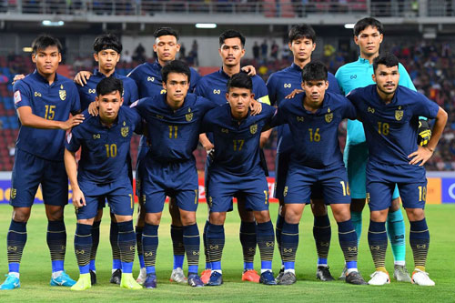 U23 Thái Lan.