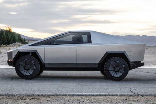10. Tesla Cybertruck.