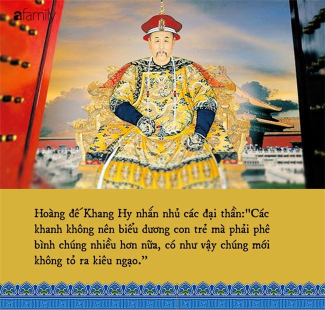 Cách dạy con đặc biệt của một vị hoàng đế nhà Thanh: Bắt con đi bộ gần 5 km đến lớp học, đọc sách là phải đọc 120 lần - Ảnh 2.