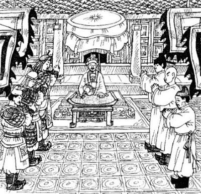 Giai thoại kỳ thú về niên hiệu Cảnh Hưng của vua Hậu Lê: Nhờ 1 chữ mà thoát cảnh ngục tù - Ảnh 1.