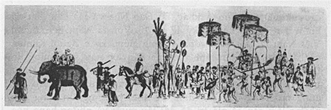 Giai thoại kỳ thú về niên hiệu Cảnh Hưng của vua Hậu Lê: Nhờ 1 chữ mà thoát cảnh ngục tù - Ảnh 5.