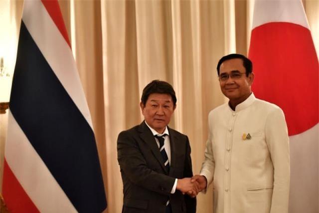 Nhật Bản ủng hộ Thái Lan sớm gia nhập Hiệp định CPTPP