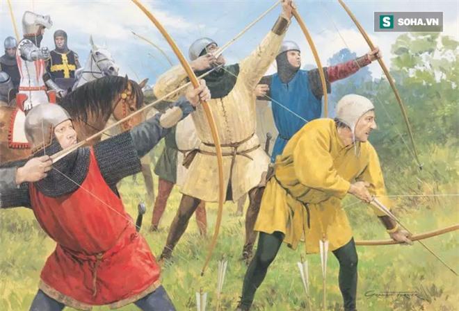Trường cung: Vũ khí uy lực bậc số 1 của quân Anh thời Trung Cổ - Ảnh 2.