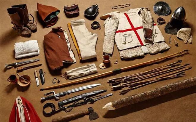Trường cung: Vũ khí uy lực bậc nhất của quân Anh thời Trung Cổ - Ảnh 3.