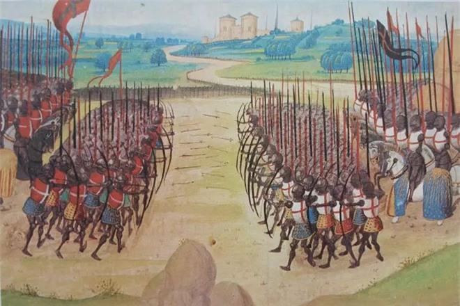 Trường cung: Vũ khí uy lực bậc số 1 của quân Anh thời Trung Cổ - Ảnh 5.