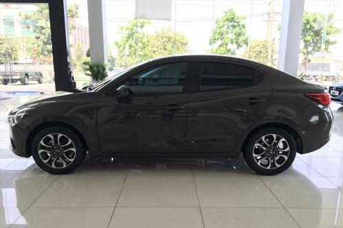 Ảnh: Mazda Thanh Hoá.