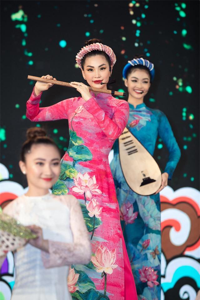 Phan Mạnh Quỳnh, Hồ Ngọc Hà, Tóc Tiên hội ngộ dàn Hoa hậu, Á hậu - Ảnh 11.