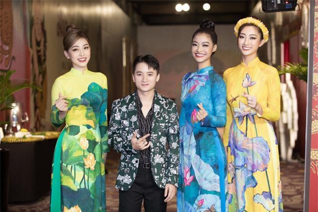 Phan Mạnh Quỳnh, Hồ Ngọc Hà, Tóc Tiên hội ngộ dàn Hoa hậu, Á hậu - Ảnh 15.