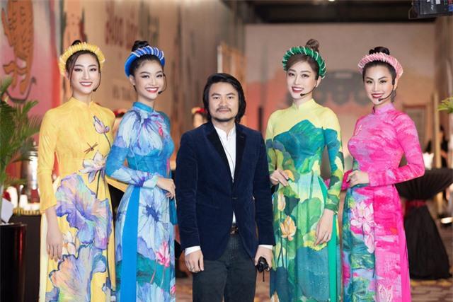 Phan Mạnh Quỳnh, Hồ Ngọc Hà, Tóc Tiên hội ngộ dàn Hoa hậu, Á hậu - Ảnh 18.
