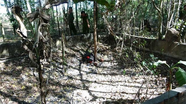 Vụ phát hiện 9 hài cốt ở Tây Ninh: Tưởng gáo dừa nhưng hóa ra sọ người! - 1