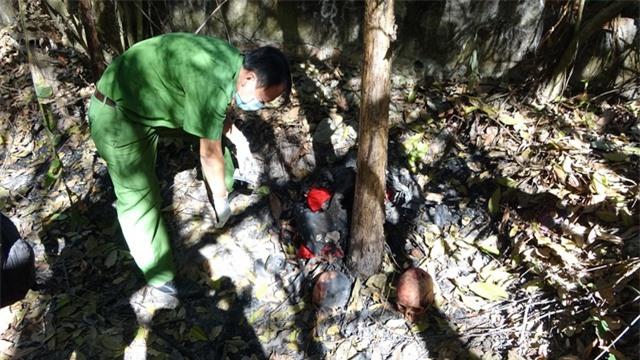 Vụ phát hiện 9 hài cốt ở Tây Ninh: Tưởng gáo dừa nhưng hóa ra sọ người! - 2