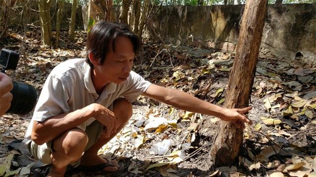 Vụ phát hiện 9 hài cốt ở Tây Ninh: Tưởng gáo dừa nhưng hóa ra sọ người! - 3