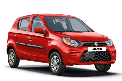 Suzuki Alto (doanh số: 208.087 chiếc).