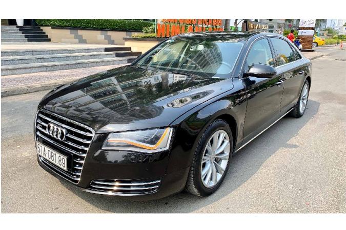 Audi A8L đời 2011.