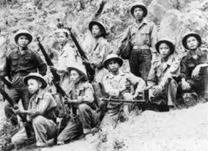 Kho tin ngay dau moi thanh lap, Quan doi Viet Nam chi co... 34 khau sung-Hinh-9