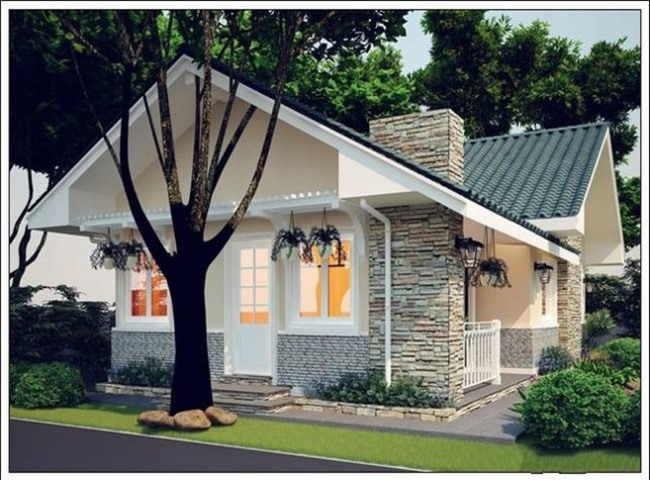Nhà ở ngã tư cây lớn trước cửa nhà là điều đại kỵ trong phong thủy