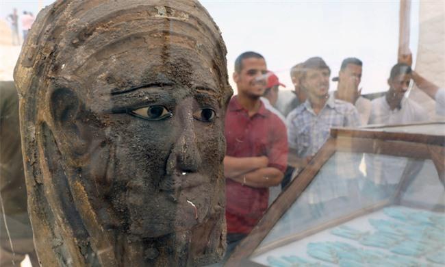 Quá trình ướp xác của người Ai Cập cổ đại: Mất hàng trăm năm để có những kỹ thuật điêu luyện - Ảnh 3.
