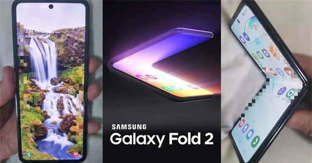 Samsung sẽ dùng chip Snapdragon 855 cho Galaxy Fold 2 - Ảnh 1.
