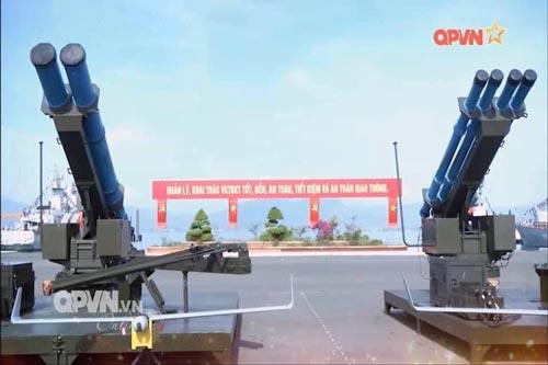 Cả hai loại pháo phản lực EXTRA và ACCULAR đều có kích thước rất nhỏ, có thể triển khai được ở bất cứ đâu trong thời gian ngắn. Nguồn ảnh: QPVN.