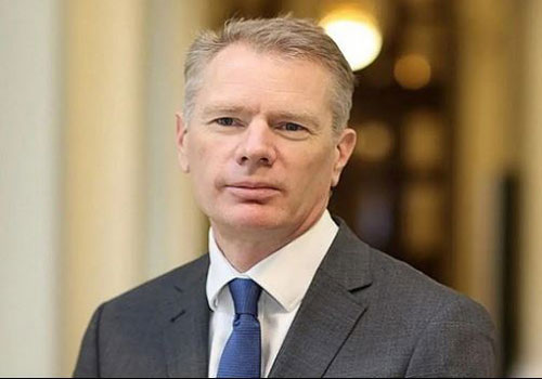 Đại sứ Anh tại Iran Rob Macaire. Ảnh: BBC