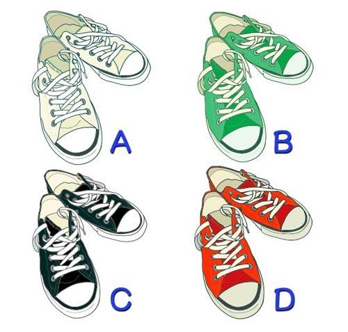Bạn chọn đôi giày thể thao nào?