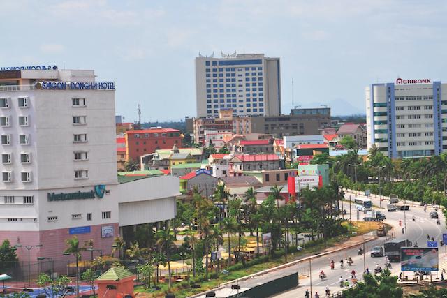 Kinh tế của tỉnh Quảng Trị ngày càng nâng cao.