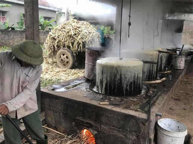 Cả làng đỏ lửa nấu mật, mùa Tết thu về gần trăm triệu đồng mỗi hộ - 3