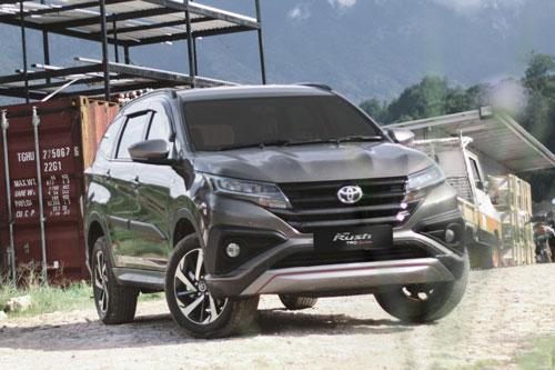 Toyota Rush TRD Sportivo 2019.