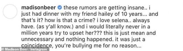 Tranh cãi nảy lửa: Bạn thân bị nghi kết hợp với vợ Justin chơi xấu Selena Gomez trong ngày vui, người trong cuộc nói gì? - Ảnh 6.