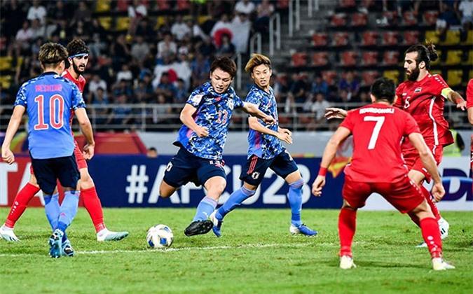 U23 Nhật Bản bị loại khiến việc giành vé dự Olympic 2020 ở VCK U23 châu Á khó lường hơn