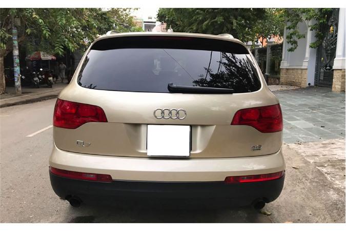 Xe sang Audi Q7 dung 13 nam chi 650 trieu tai Sai Gon-Hinh-8