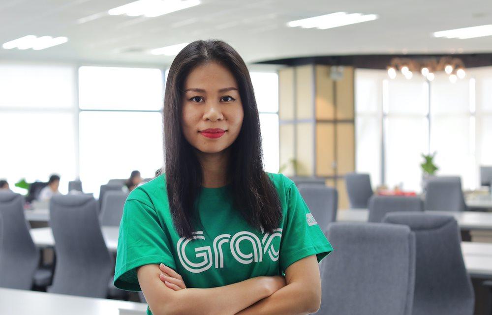 Bà Nguyễn Thái Hải Vân, Giám đốc điều hành Grab Việt Nam.