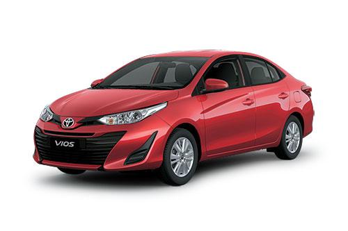 1. Toyota Vios (doanh số: 27.180 chiếc).