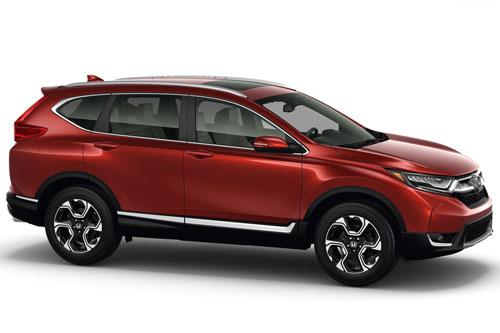 6. Honda CR-V (doanh số: 13.337 chiếc).