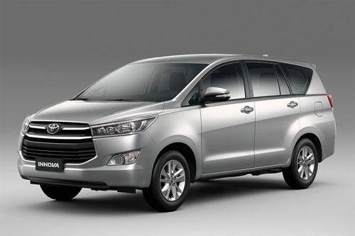 9. Toyota Innova (doanh số: 12.164 chiếc).