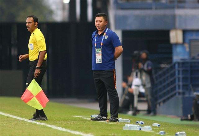 HLV U23 Triều Tiên tuyên bố sẽ thắng U23 Việt Nam - 1