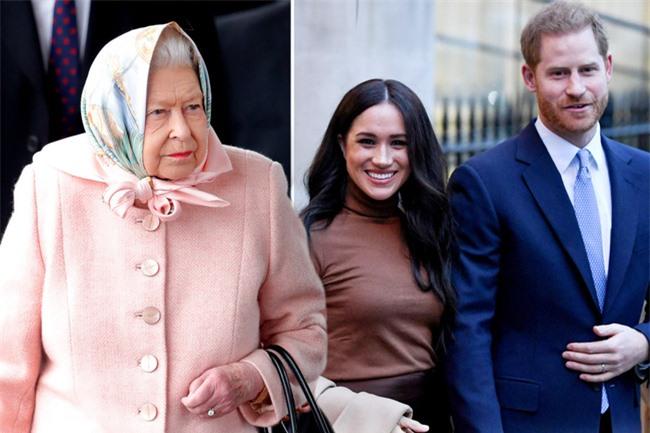 Nữ hoàng Anh ra thông báo chính thức quyết định số phận của vợ chồng Meghan Markle trong hoàng gia khiến nhiều người thất vọng - Ảnh 3.