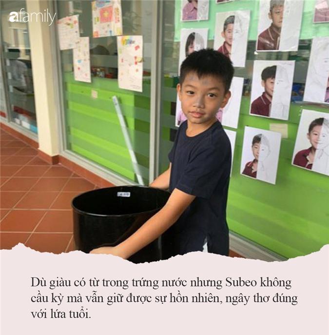 Subeo con trai Cường Đô la ngày ấy – bây giờ: Không ai dám tin đây là con nhà đại gia bởi 1 điểm vô cùng đặc biệt - Ảnh 6.