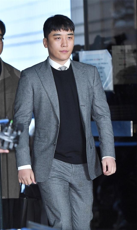 Toà án lần thứ hai từ chối yêu cầu bắt giam Seungri - 1
