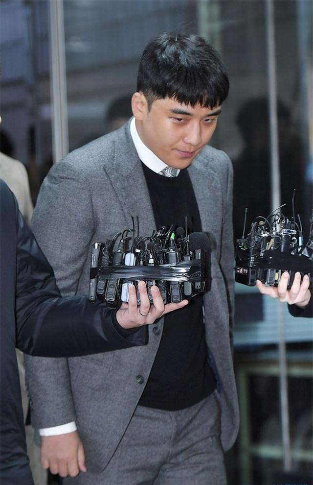 Toà án lần thứ hai từ chối yêu cầu bắt giam Seungri - 3