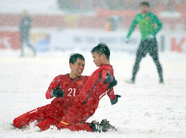 U23 Việt Nam năm 2018 cũng từng vượt qua nghịch cảnh để tạo kỳ tích vào chung kết.