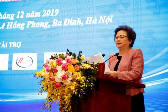 Nguyễn Thị Nga – Chủ tịch Tập đoàn BRG kiêm Chủ tịch HĐQT Tổng công ty thương mại Hà Nội – Công ty cổ phần.