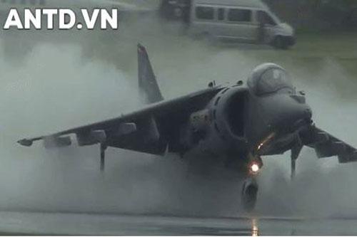 Tiêm kích AV-8B Harrier II