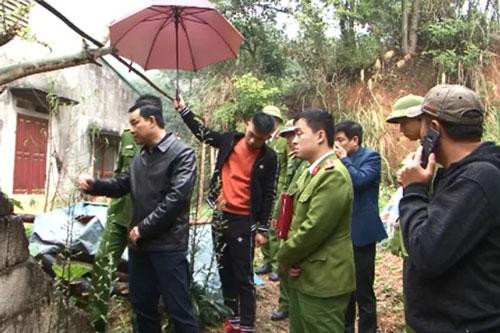 Công an Lạng Sơn khẩn trương truy bắt đối tượng xả súng khiến 7 người thương vong.